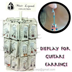 guitars-earrings