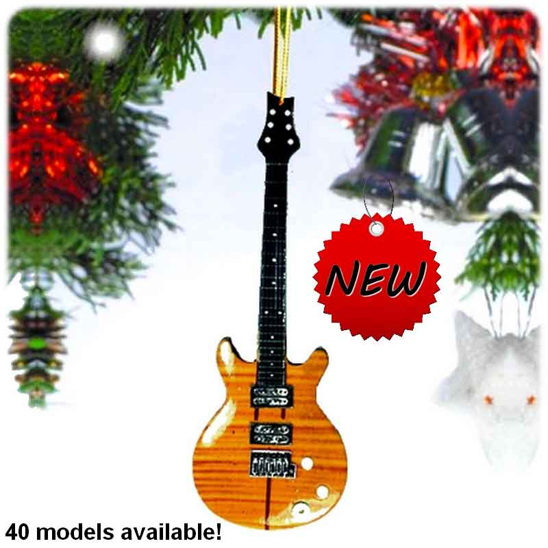 guitar-shaped-christmas-decoration