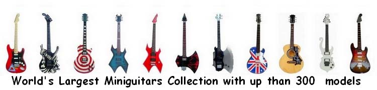mini-guitars-collection