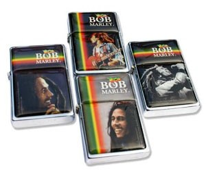 tristar bob marley lighter